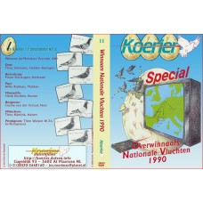 Koerier 011: Nationale Winnaars 1990