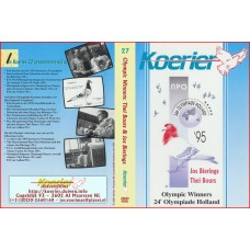 Koerier 027: Olympic Winners 1995